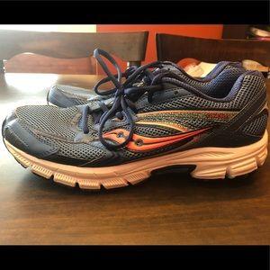 Women's Saucony running shoes